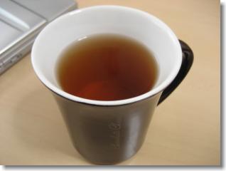 凍頂烏龍茶、飲んでます♪