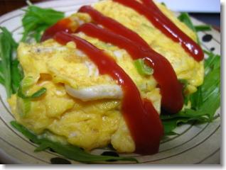 しらす の 卵とじ