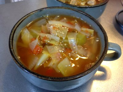 デトックススープ レシピ、作り方。効果が出やすいダイエット