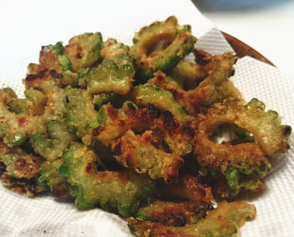 ゴーヤレシピ、我が家で人気なのは唐揚げ風!