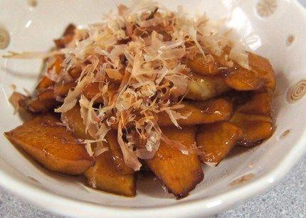 タケノコの旨煮、作り方