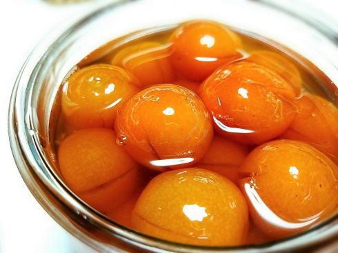 金柑 甘露煮できんかん湯も!皮ごとまるごと、簡単レシピ