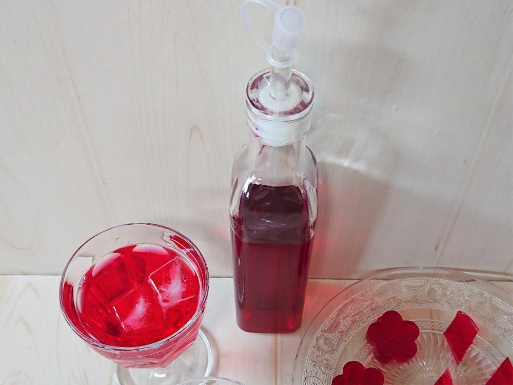 赤紫蘇のシロップレシピ、その活用法もまとめてご紹介
