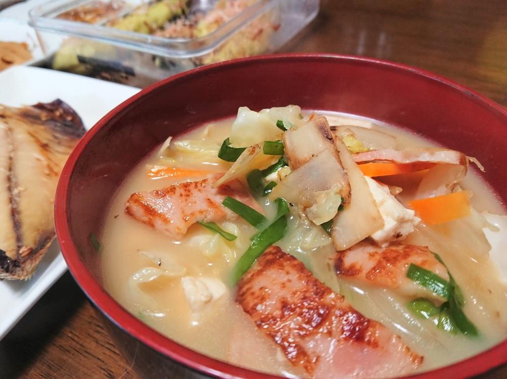 麺なしちゃんぽん(ちゃんぽんスープ)!ゆる糖質制限で